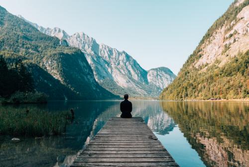 Cercare Dio nel silenzio